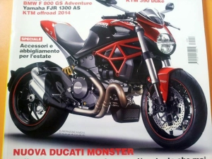 Ducati Monster 2014 edit