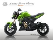 Monkey Z125 Naked